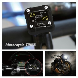 TPMS SPY pour Moto
